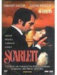 Scarlett 4DVD