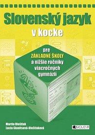 Slovenský jazyk v kocke