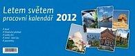 Letem světem 2012 - stolní kalendář