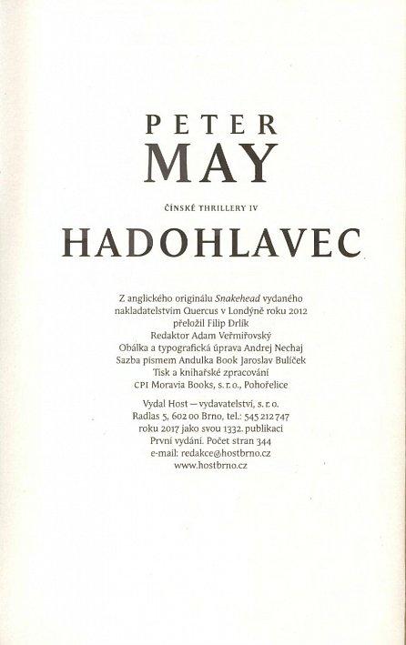 Náhled Hadohlavec