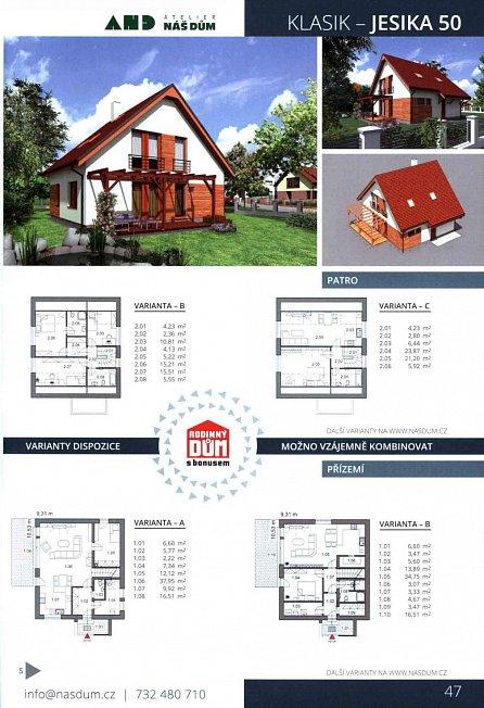 Náhled Projekty 2017 - Náš dům XXXI.