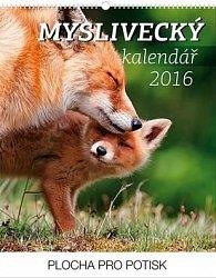 Myslivecký Praktik - nástěnný kalendář 2016