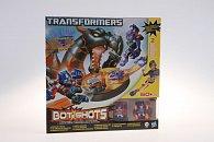 Transformers bot shots 4 typy hry hrací set s drakem