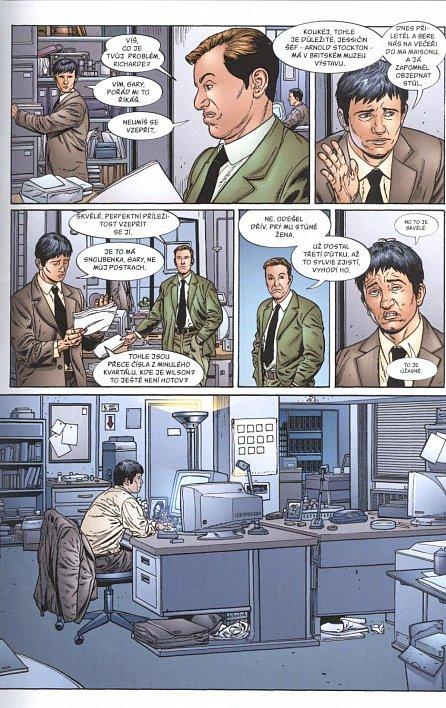 Náhled Nikdykde - comics