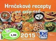 Hrnčekové recepty na celý rok 2015 - stolový kalendár