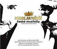 MUZIKÁL: Nejslavnější české muzikály 2 CD