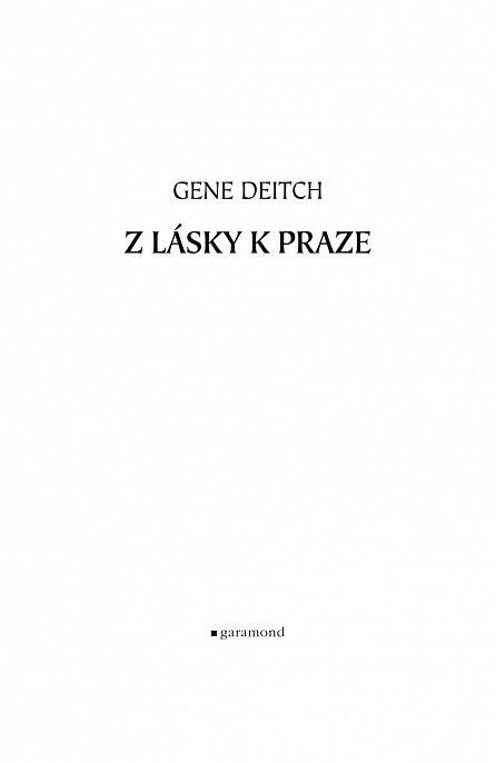 Náhled Z lásky k Praze