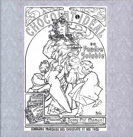 Náhled Alfons Mucha - Antistresové omalovánky pro dospělé