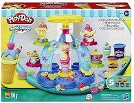Play-Doh továrna na zmrzlinu