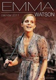 Emma Watson 2011 - nástěnný kalendář