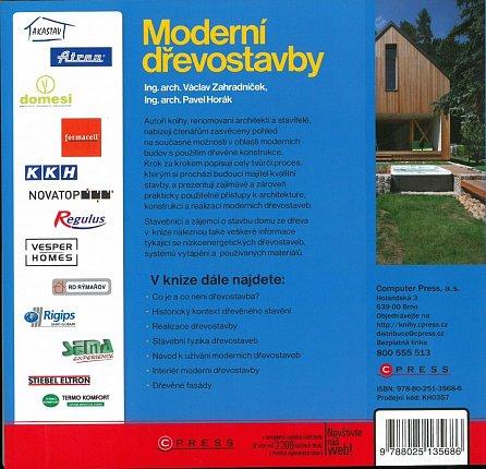Náhled Moderní dřevostavby