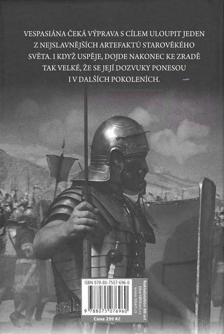 Náhled Vespasián 3 - Falešný římský bůh