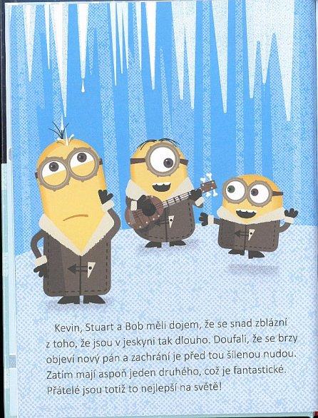 Náhled Mimoni - Sněží!