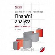 Finančí analýza krok za krokem 2. vydání + CD příloha