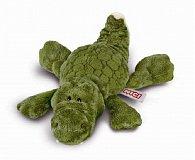 Plyšový krokodýl ležící 20 cm