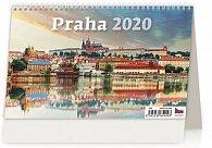 Kalendář stolní 2020 - Praha