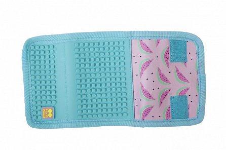 Náhled Pixie Peněženka PXA-10 modrá/meloun