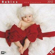 Kalendář nástěnný 2012 - Babies Věra Zlevorová, 30 x 60 cm
