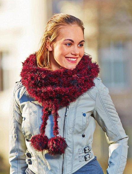 Náhled Scoodies – Pletení kapucových šál