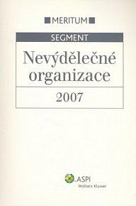 Nevýdělečné organizace 2007