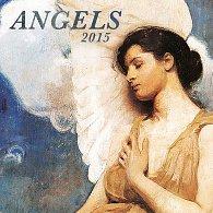 Kalendář 2015 - Andělé - nástěnný (CZ, SK, HU, PL, RU, GB)