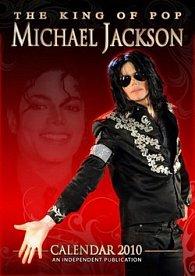 Michael Jackson 2010 - nástěnný kalendář