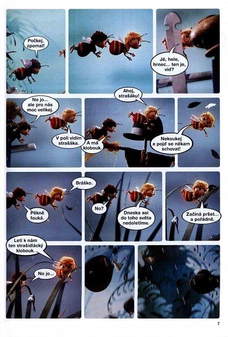 Náhled Příběhy včelích medvídků