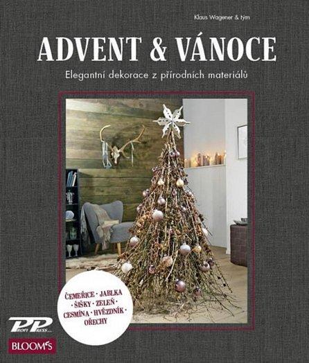 Náhled Advent a Vánoce - Elegantní dekorace z přírodních materiálů