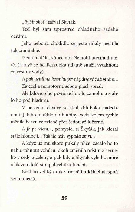 Náhled Jak přežít dračí bouři (Škyťák Šelmovská Štika III.) 7