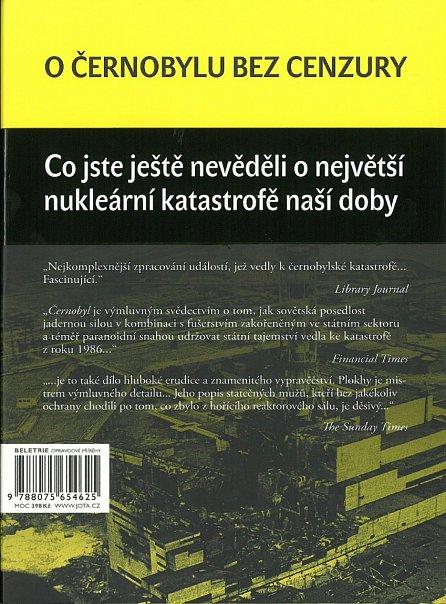 Náhled Černobyl - Historie nukleární katastrofy