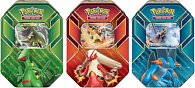 Pokémon: Summer Tins (3/9)