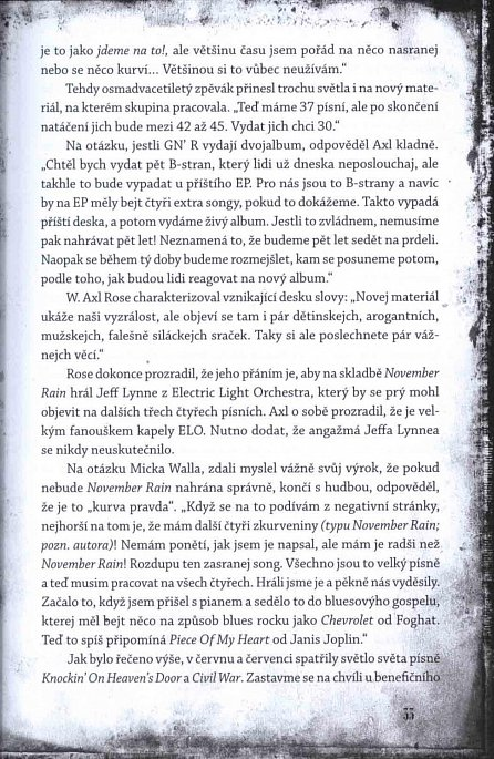 Náhled Guns n´ Roses - Příběh nejslavnějšího turné