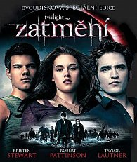 Twilight sága: Zatmění S.E. /2Bluray