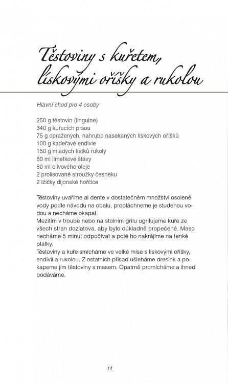 Náhled Těstoviny - sada (kniha, struhadlo na parmazán, kleště na těstoviny v krabici)