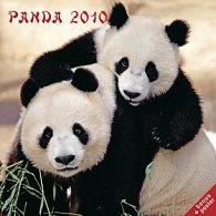 Panda 2010 - nástěnný kalendář