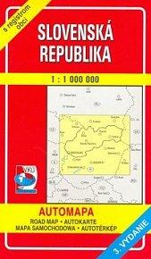 Slovenská republika 1:1 000 000