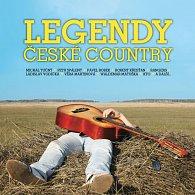 Legendy české country 2CD