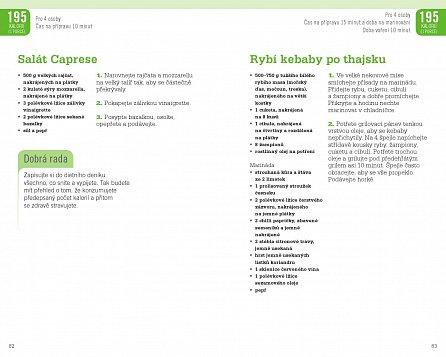 Náhled Dieta 5 : 2. 100 receptů pro postní dny