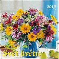 Svět květů 2017 - nástěnný kalendář