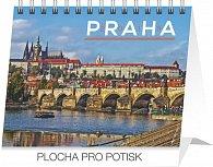 Kalendář 2015 - Praha Praktik - stolní týdenní