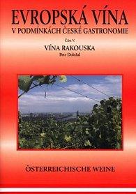 Evropská vína V.vína Rakouska