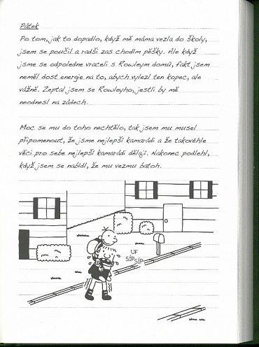 Náhled Deník malého poseroutky 3 - Poslední kapka