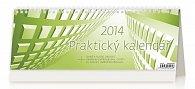 Kalendář 2014 - Praktický kalendář (office) - stolní