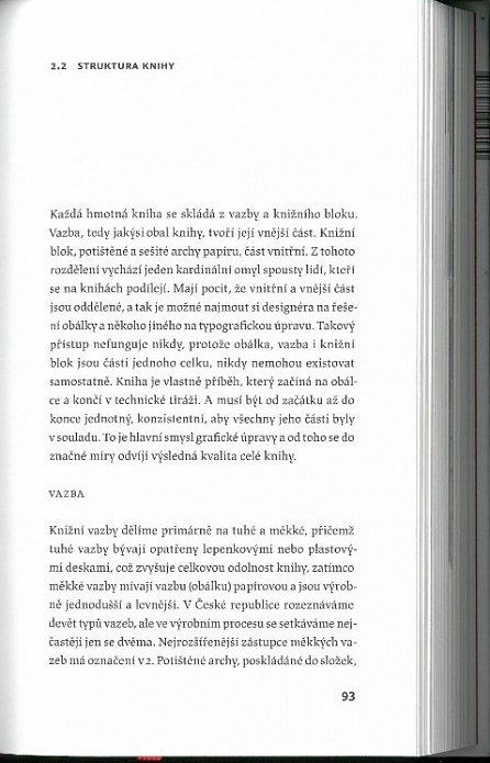 Náhled Knihy a typografie - Současná knižní typografie - 2. vydání