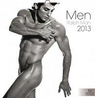 Kalendář 2013 poznámkový - Muži, 30 x 60 cm