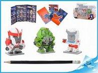 Figurka Transformers 4cm 15druhů 3ks v krabičce