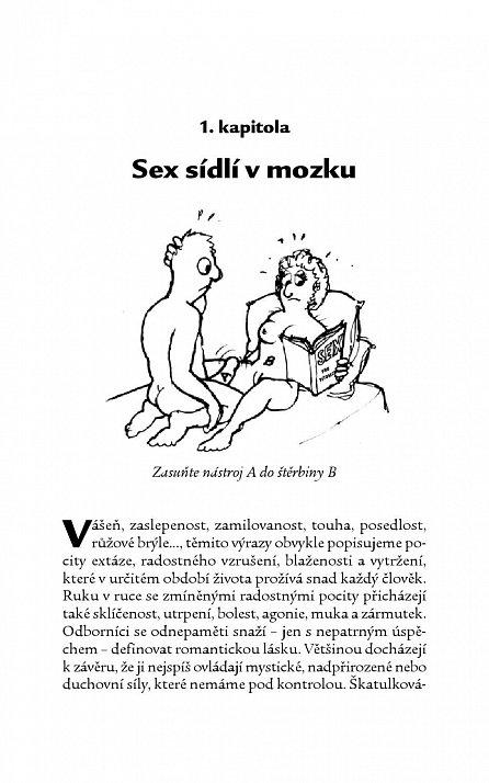 Náhled Proč muži chtějí sex a ženy potřebují lásku