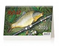 Kalendář stolní 2016 - Rybář