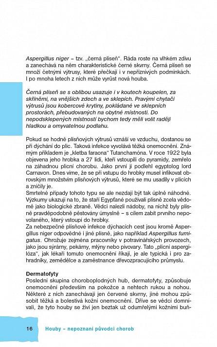Náhled Plísňová onemocnění - Vhodnou životosprávou posilujeme imunitní systém