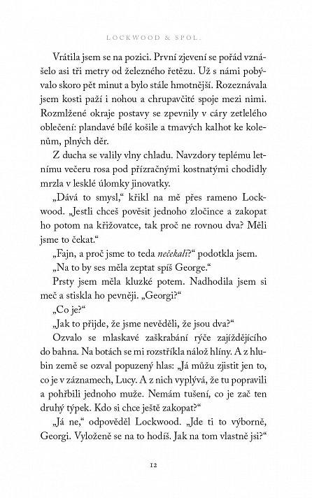 Náhled Lockwood & spol. 2: Šeptající lebka